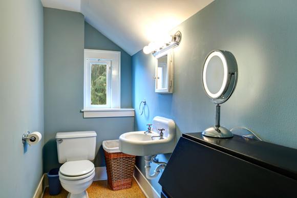 Espaços pequenos precisam ter peças específicas para melhor aproveitamento do espaço (Foto: Shutterstock)