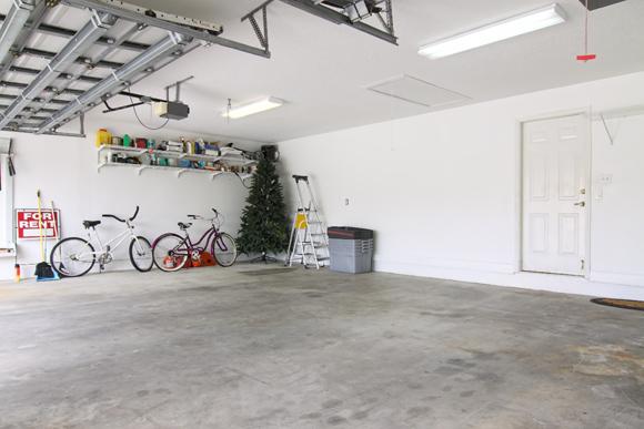 Piso de garagem deve ser antiderrapante (Foto: Shutterstock)