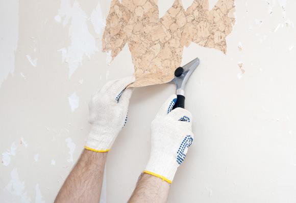 O material necessário consiste em balde, sabão, água, rolo de pintura e espátula de pintura (Foto: shutterStock)