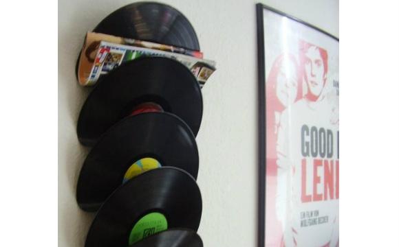 revisteiro discos