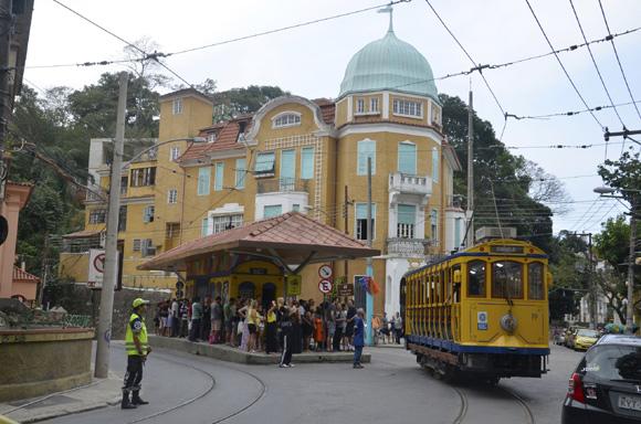 Bondinho de Santa Teresa (Foto: Divulgação/Prefeitura)