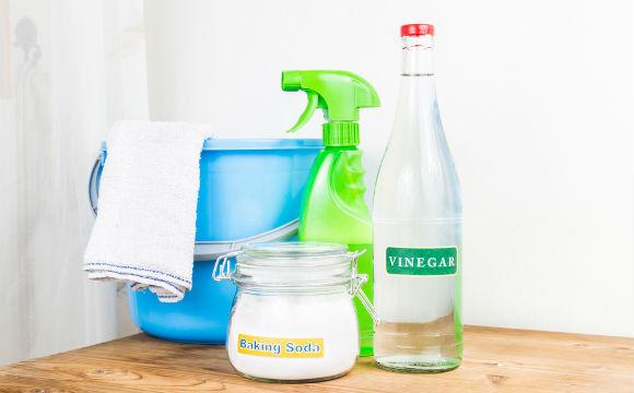 Vinagre para lavar roupas (Foto: Shutterstock)