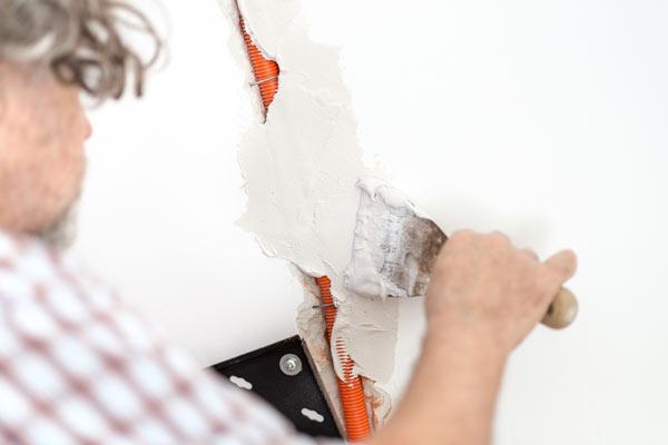 Sempre deixe um espaço para manutenção (Foto: Shutterstock)