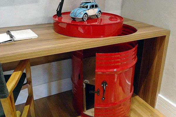 tambor armário