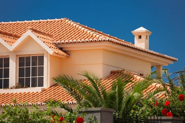 Quanto mais claro o telhado, menos calor em casa (Foto: Shutterstock)