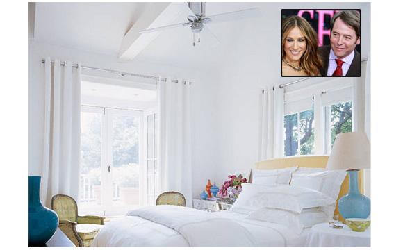 Inspire-se na decoração de quartos dos famosos de Hollywood e do mundo da moda