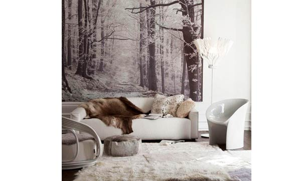 decoração sala, decoração inverno