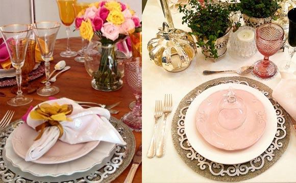 Dia dos Namorados, confira dicas para montar a mesa de jantar perfeita