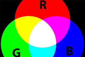 Esquema de cores