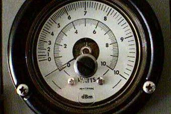 Cheque o medidor de luz para finalizar sua ligação