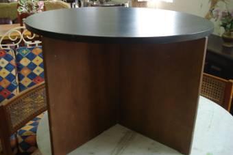 mesa centro mogno