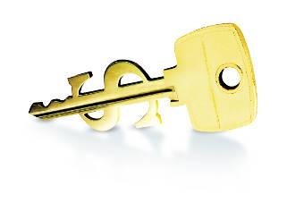 chave cifrão
