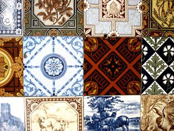 Azulejos variados